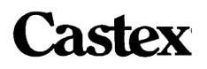 Castex Parts and Manuals